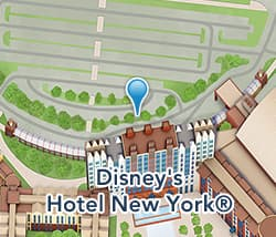 details.resorts.iframe.map.titleDisney's Hotel New York